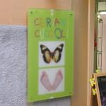 ceriani varazze - insegna in plexiglass con stampa digitale